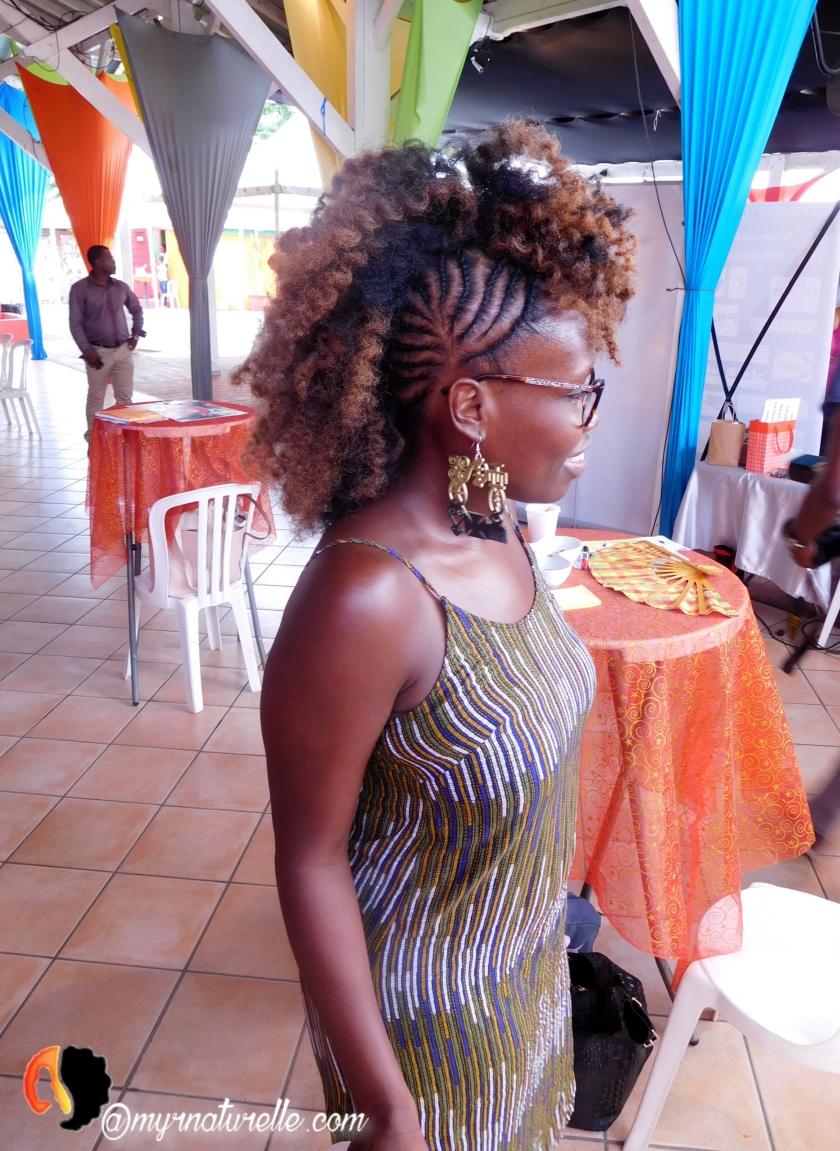 Myrnaturelle | KBF Milie's HairStyle